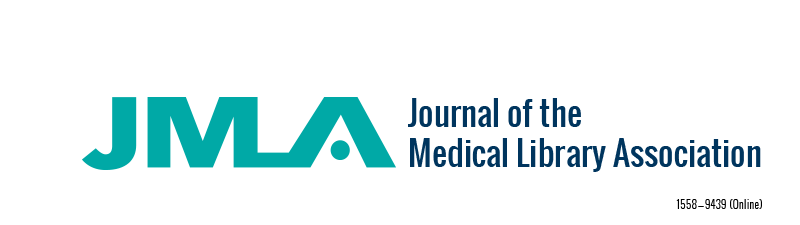 JMLA Journal of the Medical Library Association